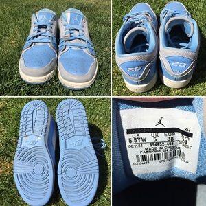 Jordan Nike air YOUTH size 5.5